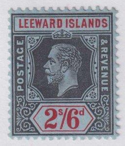 LEEWARD ISLANDS 56 MINT  HINGED OG *  NO FAULTS EXTRA FINE