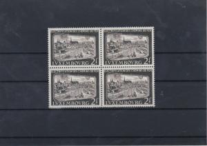 Luxembourg 1956 MNH Stamps Block Ref: R6693