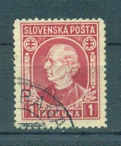 Slovakia sc# 31 (3) used cat value $.80