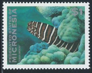 Fish - A$1.00 - MNH - Single - SCV$1.75