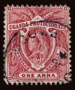 Uganda Scott 69 Gibbons 84 Used Stamp