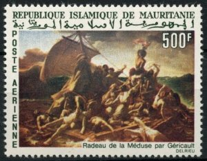1966 Mauritania 289 Artist / Theodore Gericault 14,00 €
