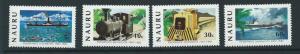 NAURU SG267/70 1982 PHOSPHATE SHIPMENTS MNH