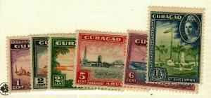 Netherlands Antilles #164-9 MH CV$3.40