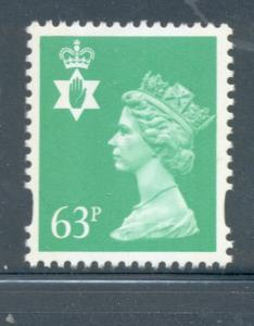 Great Britain Northern Ireland NIM91 63p Machin mint NH