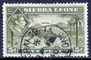 Sierra Leone - Scott #179 - Used - SCV $4.00