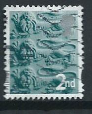 GB  QE II  SG  EN6  Fine Used