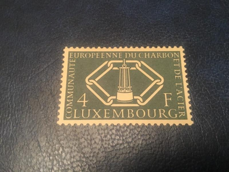 ICOLLECTZONE Luxembourg #317 VF NH (Bk1-32)