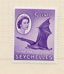Seychelles 1957 Early Issue Fine Mint Hinged 5c. NW-99408