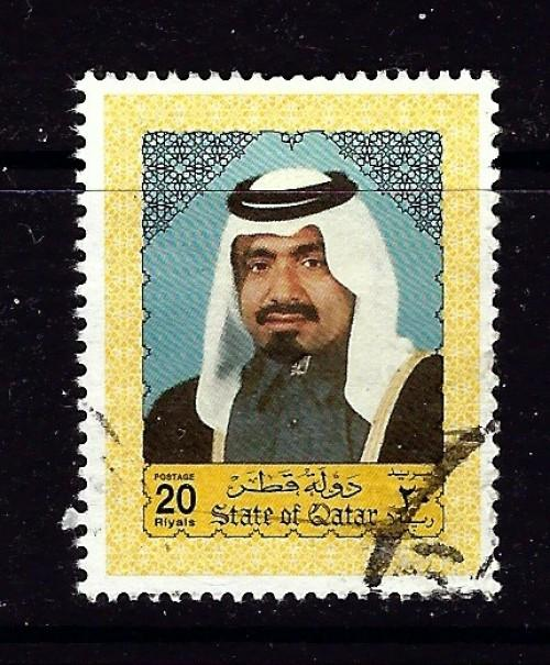 Qatar 803 Used 1992 Issue