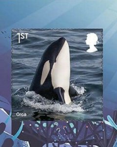 2021 ORCA - WILD COASTS - SG4553 - S/A -  - UNMOUNTED MINT
