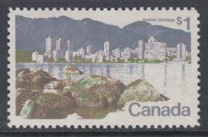 Canada 600 MNH VF