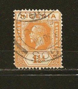 Nigeria 20 King George V Used