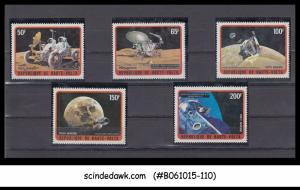 UPPER VOLTA - 1973 SPACE EXPLORATION - 5V - MINT NH