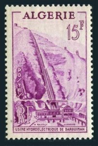 Algeria 255,MNH.Michel 325. Darguinah Hydroelectric Works,1954.