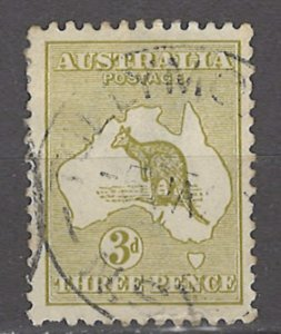 COLLECTION LOT # 5270 AUSTRALIA #5 1913 CV+$17.50