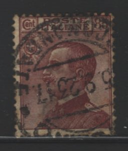 COLLECTION LOT # 5392 ITALY #110 1920 CV+$30
