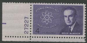 STAMP STATION PERTH USA #1200  MNH OG 1962  CV$0.25.