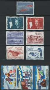 Greenland 1982 full year MNH