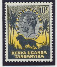 Kenya Uganda Tanganyika SG 112  Mint Never Hinged