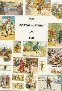 The Postal History of Fiji, by J. G. Rodger