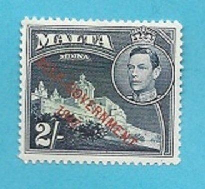 Malta   Scott # 219 - MH