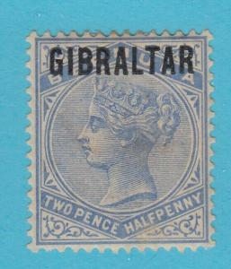 GIBRALTAR 4 MINT HINGED OG *  NO FAULTS EXTRA FINE !