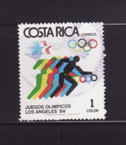 Costa Rica 304 U Sports, Olympics (D)