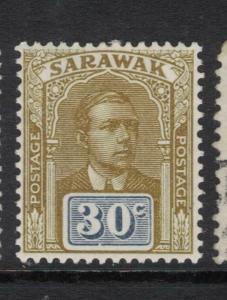 Sarawak SG 88 MOG (5dvq)