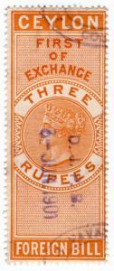 (I.B) Ceylon Revenue : Foreign Bill 3R (Third)