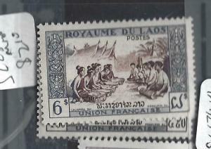 LAOS   (PP1205B)   SC 23-4      MNH