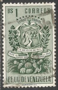 VENEZUELA 497 VFU Z2978