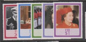 Fiji Sc#544-548 MLH