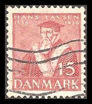 Denmark 255 Used VF