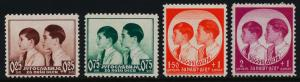 Yugoslavia B54-7 MNH Princes Tomislav & Andrej