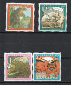 Australia 1376-1379 MNH