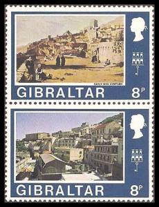 Gibraltar 260a Mint VF LH