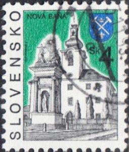 Slovakia #220 Used