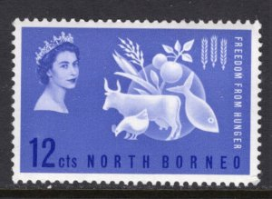 North Borneo 296 MNH VF