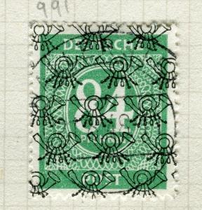 GERMANY; BERLIN Allied Zone 1948 Optd. II on July issue used 84pf. SCARCE value