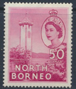 North Borneo  SG 382  SC# 271  MH   see scans  and details