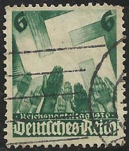 Germany 1936 Scott # 479 Used