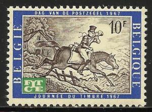 Belgium 1967 Scott# 687 MNH