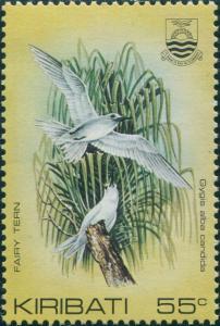 Kiribati 1982 SG173a 55c Birds MNH