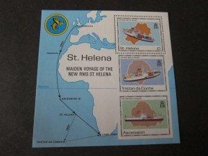 St Helena 1990 Sc 539 MNH