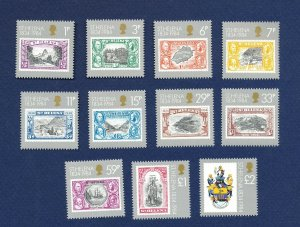 SAINT HELENA - 399-409  - VFMNH - 150th anniversary - 1984