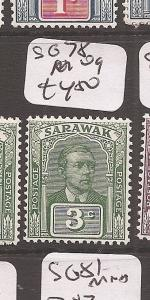 Sarawak SG 78 MOG (4cev)