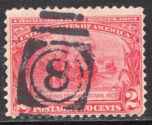 UNITED STATES SCOTT 329