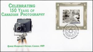 CA17-026, 2017, 150 years of Canadian Photography, Robert Bourdeau, Day of Issue