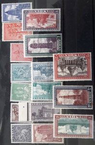 INDIA 1949 ARCHAEOLOGICAL & HISTORICAL MONUMENTS. MNH